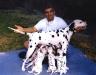 Fosca e i cuccioli